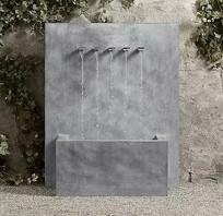 石砌水景墙 JPG