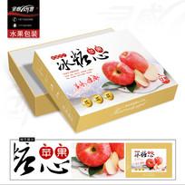 阿克苏冰糖心苹果包装设计