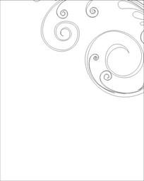 花圈雕刻图案