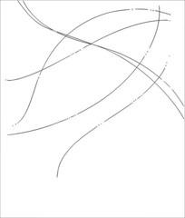 迷线雕刻图案
