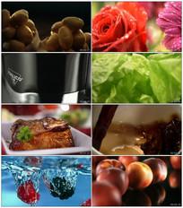 食物美食水果蔬菜高清实拍