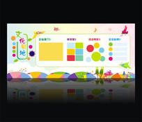 文化园地建设展板设计