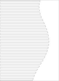 线条门图雕刻图案