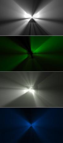 大气光影企业标志展示ae模板