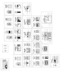贵族别墅施工图