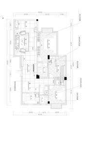 豪华气派别墅设计图