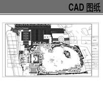 高级别墅区景观方案图纸