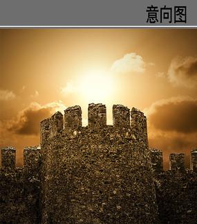 古老城堡建筑