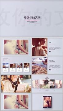 AECC网站宣传视频模板