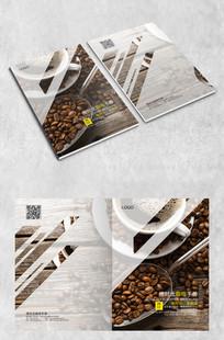 欧式风格漫咖啡封面