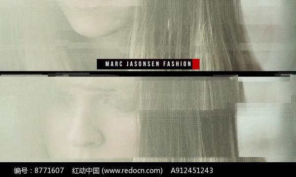 AE动感风格变换视频图片