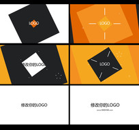 MG片头LOGO动画AE模板