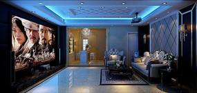精美家庭影院设计