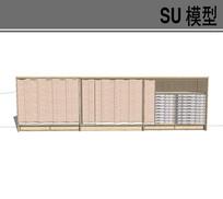 日式储蓄柜