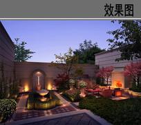 庭院景观 JPG