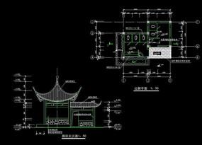 中式古典公厕