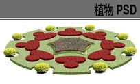 花坛设计psd素材 PSD