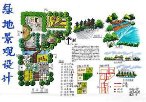 绿地景观设计 JPG