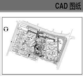 某小区CAD平面