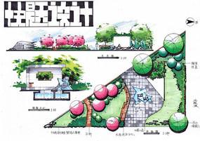水景景墙设计 JPG
