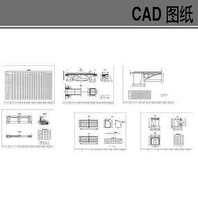 石拱桥施工图