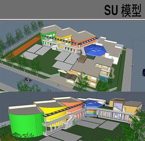 幼儿园设计方案