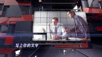 科幻体育等电视新闻包装视频 aep