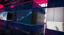 科技金融三维片头AE模板 aep