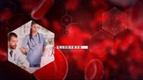 医疗宣传片基因分子AE模板 aep