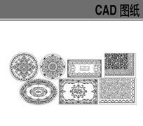 CAD中国传统文化图案