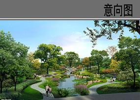 湿地公园意向图 JPG