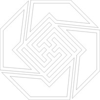 迷宫雕刻图案 CDR