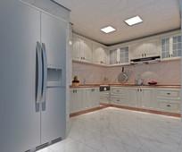 厨房MAX模型