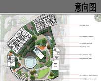 服务室公寓空中花园平面图 JPG