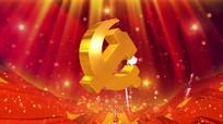 共产党新中国党政视频素材 mp4