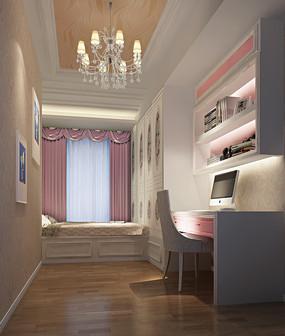 公主房3D模型