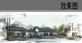 中式古典别墅