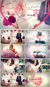 AECC婚礼相册展示视频