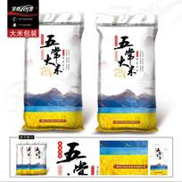 五常大米包装袋