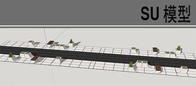 创意地形广场设计