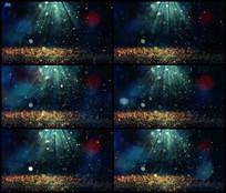 唯美梦幻夜晚星空LED视频