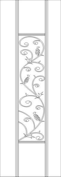 窗花雕刻图案