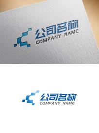 科技公司生物制药公司logo设计