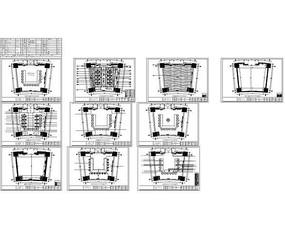 酒店董事会议室平面图