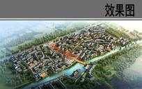宁波天宫庄园鸟瞰图