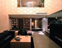 别墅二层客厅