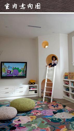个性儿童房装修