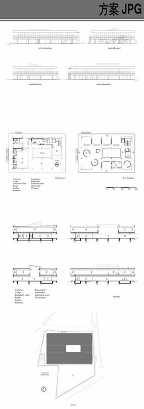 教育建筑设计方案