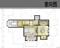 京基北京小独栋别墅彩平