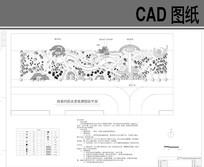 诗泉河滨水景观规划总平面